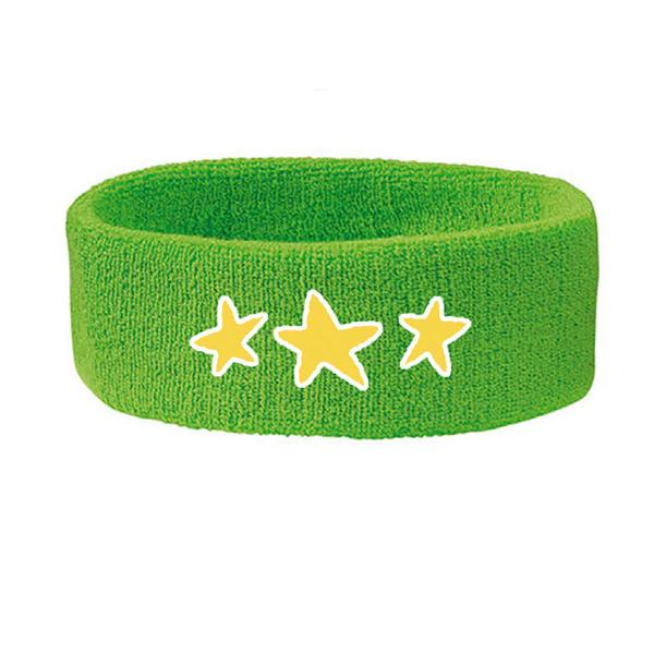 LIKI Stirnband [Lime Green]